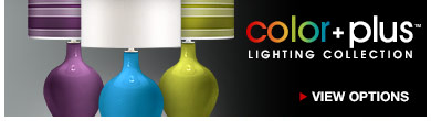 Color Plus Table Lamps