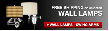 Wall Lamps - Free Shipping
