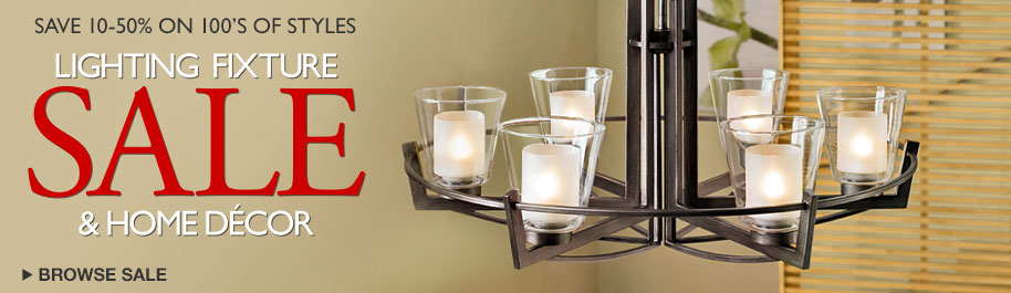 Lamps Plus Annual Sale - Lighting Fixtures & Designer Home Decor