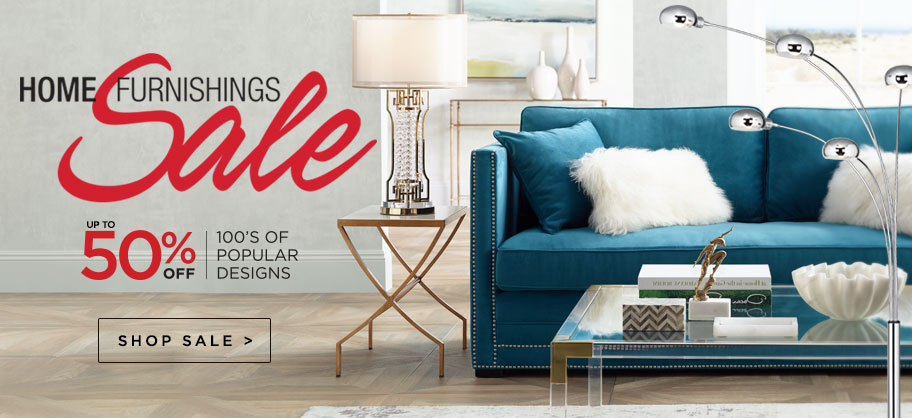 Lamps Plus Sale - Home Furnishings Up to 50% Off