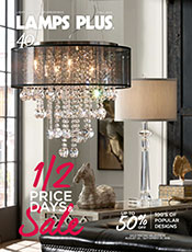 Lamps Plus Half Price Days & Sale Catalog