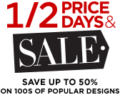 Lamps Plus - Half Price Days & Sale