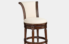 Traditional Bar Height Stools