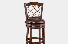 bar height stools 28 to 32 in barstools lamps plus. Black Bedroom Furniture Sets. Home Design Ideas
