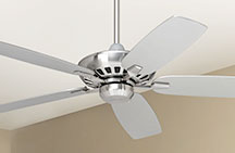 Remote Control Ceiling Fans without Lights