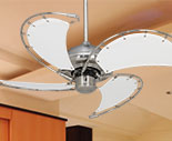 Small Ceiling Fans without Lights