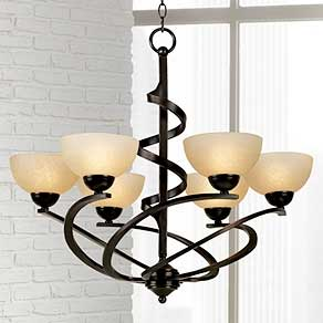 Contemporary Dining Room Pendants