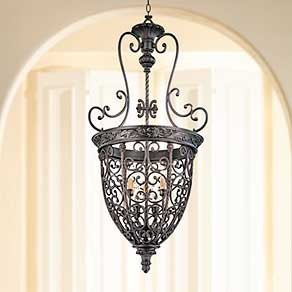 Entryway and Foyer Chandeliers