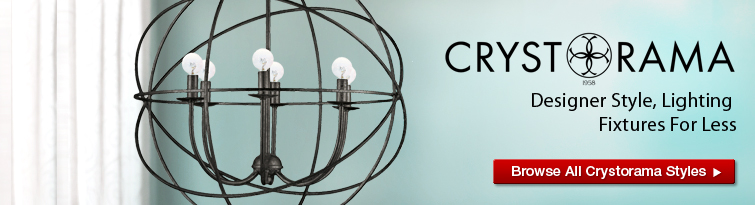 Crystorama Chandeliers - Celebrating a Half Century of Design