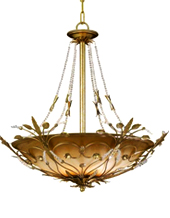 Crystorama Pendant Lighting