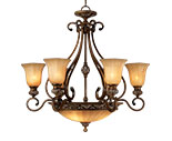 Traditional Dining Room Chandeliers