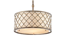 Drum Chandeliers Barrel Shade Drum Chandelier Designs
