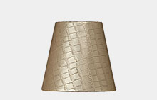 5 in. to 8 in. Drum Lamps Shades