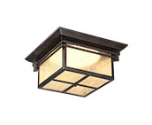 Energy Efficient Outdoor Flush Mount Light Fixtures