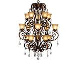Traditional Entryway Chandeliers