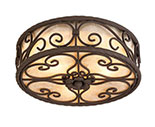 Traditional Flush Mount Ceiling Lights
