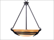 Franklin Iron Works Pendant Lights