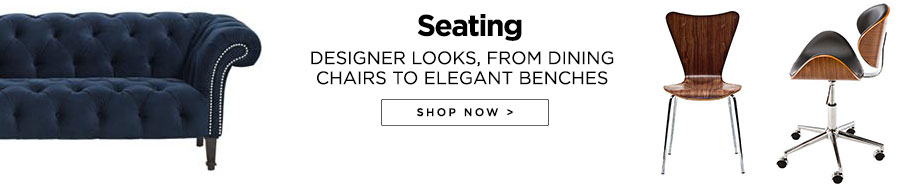 Designer Seating