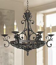 Lovely Kitchen Chandeliers