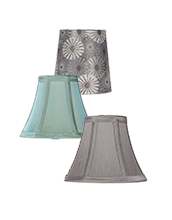 lamp shades for table lamps, floor lamps, chandeliers, drum, black, Lighting ideas