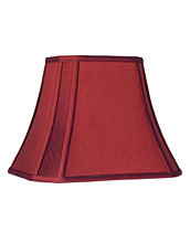 Rectangular Lamp Shades