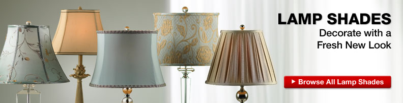 Lamp Shades - Browse All Lamp Shades