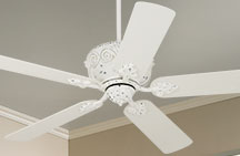 48 to 58 inch Ceiling Fans without Light Kit