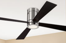 48 to 58 inch Flush Mount Ceiling Fans