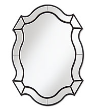 Wall Mirrors and Decorative Bathroom Mirrors - Round, Oval, Makeup