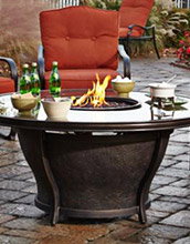 Outdoor Fire Pits and Tables