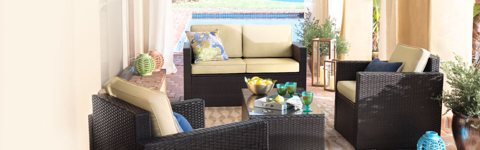 Outdoor Decor Designs - Stylish Patio and Garden Accents