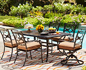 Outdoor Dining Sets, Tables and Chairs