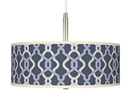 Pendant Lighting with Custom Patterns