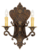 Savoy House Sconces