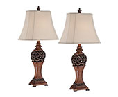 Traditional Table Lamp Sets