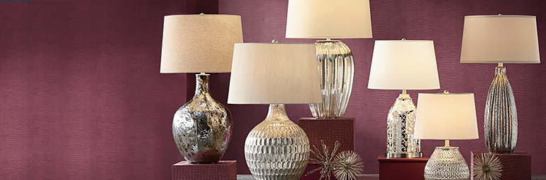 Charming Table Lamps For Bedroom And Living Room