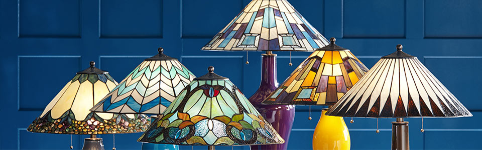 Tiffany Lamps and Lighting