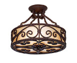 Bronze Traditional Ceiling Lights