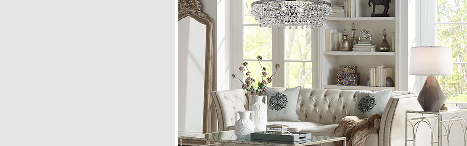 French Style Lighting, Decor & More - French Inspired Trend Collection