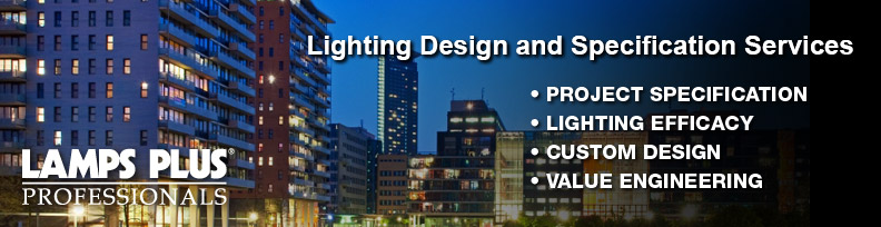 Lighting Design and Specification Services