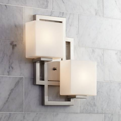 An ADA compliant sconce.