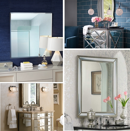 9 Style Ideas For Bathroom Mirrors Ideas Advice Lamps Plus