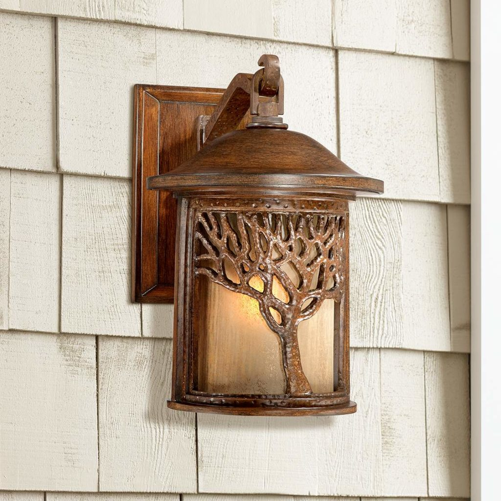 Home decor trend craftsman style ideas advice lamps plus bronze mission style outdoor wall light arubaitofo Image collections