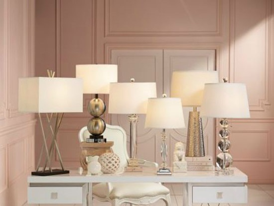 Gallery of Table Lamps and Shades