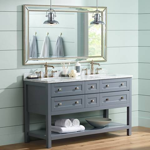 A Bathroom Vanity At Lamps Plus