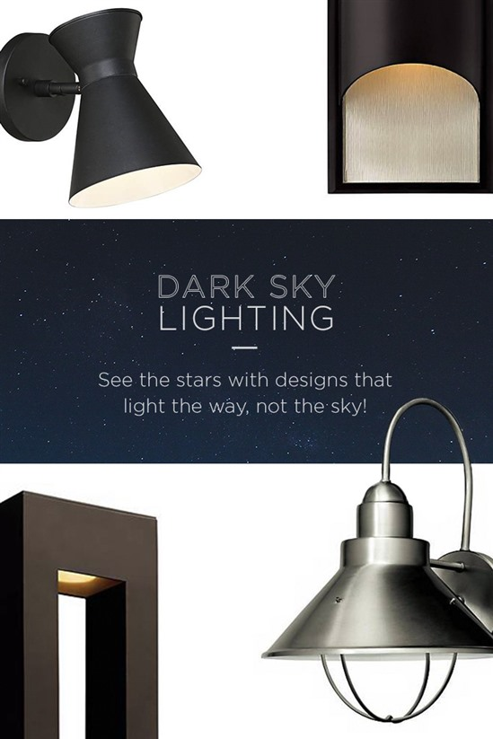 3 Easy Ways To Dark Sky Lighting Ideas Advice Lamps Plus