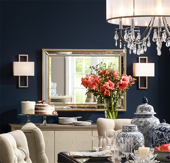 5 Decorating Ideas With Mirrors Ideas Advice Lamps Plus