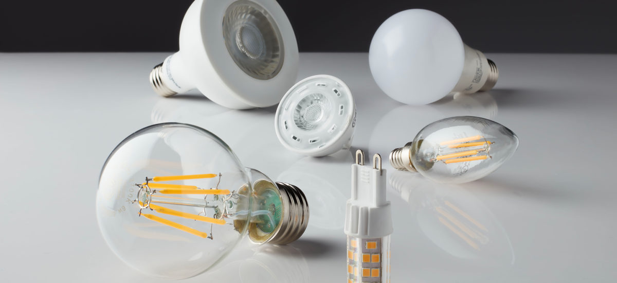 Image featuring a variety of light bulbs