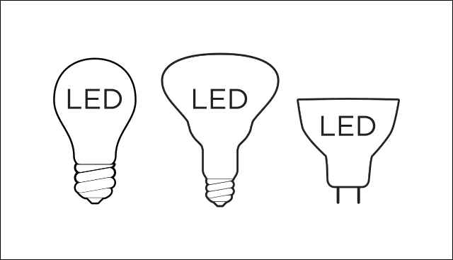 Light bulb identifier and finder guide ideas advice lamps plus led bulb types aloadofball Choice Image