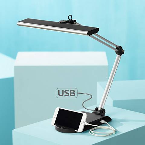 A desk lamp with high contrast high cri and multiple levels of brightness if possible be sure to position your lamp so that it provides ample light